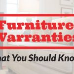 Furniture Warranties: What You Should Know