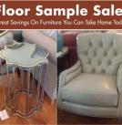 Floor Sample Sale!