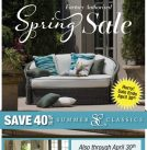 Save 40% During The Summer Classics Spring Sale!