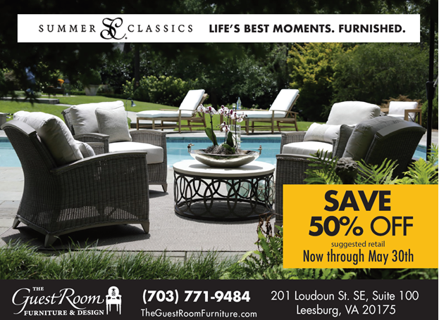 Save 50% During The Summer Classics Sale!
