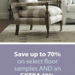 Floor Sample Savings Event Now Through February 5th!