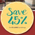 CR Laine Furniture Sale