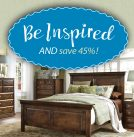 Save on Wesley Hall and Simply Amish Furniture