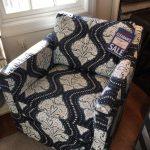 Swivel Slipcover Chair